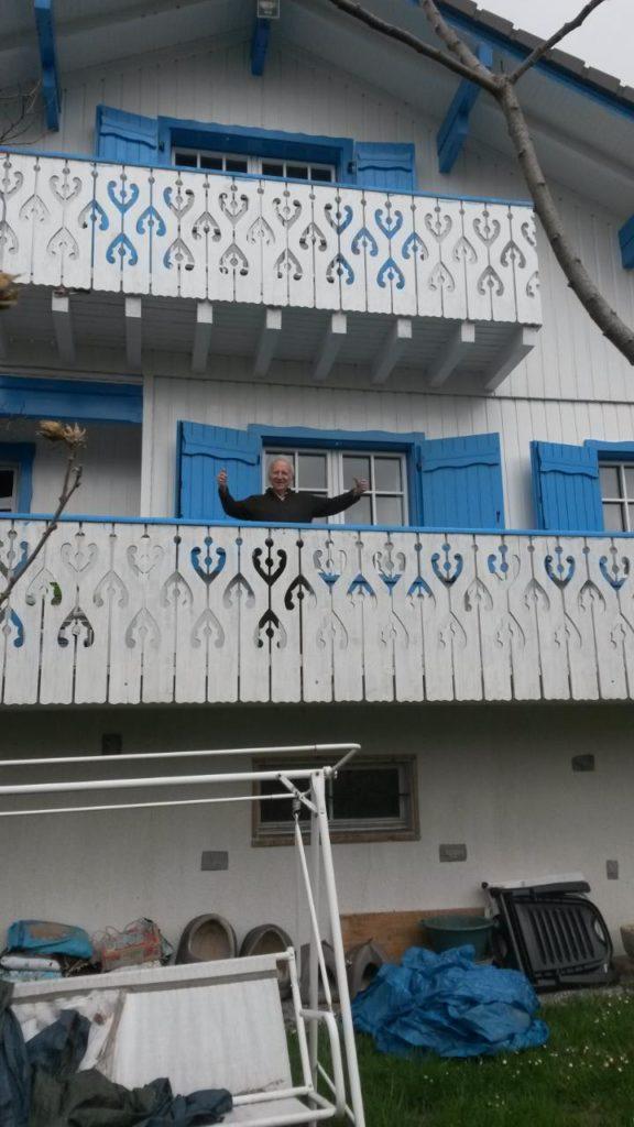 Après rénovation de façade